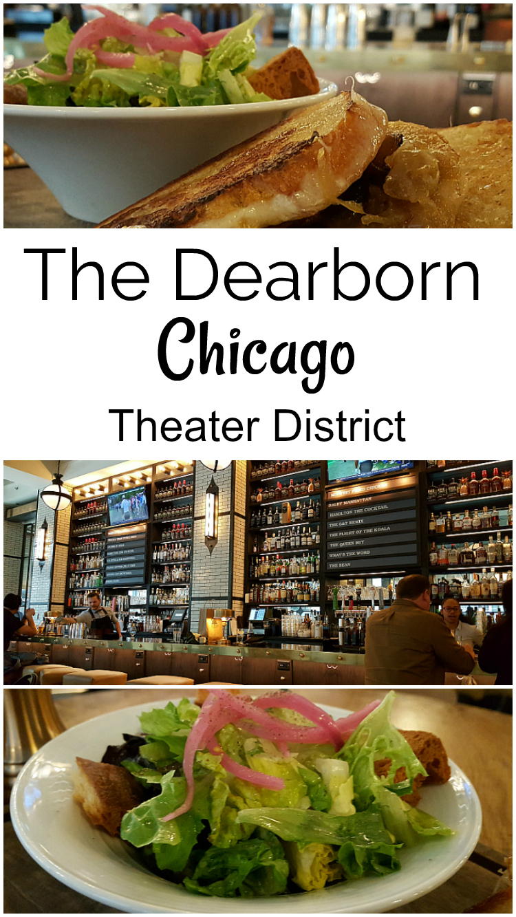The Dearborn Chicago - Upscale Tavern in the Downtown Theater District