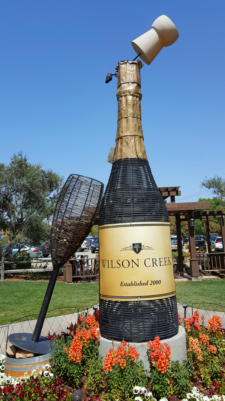Wilson Creek Winery and Vineyards Temecula, California
