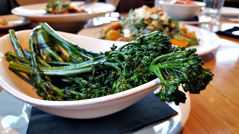 broccolini side pacific grove