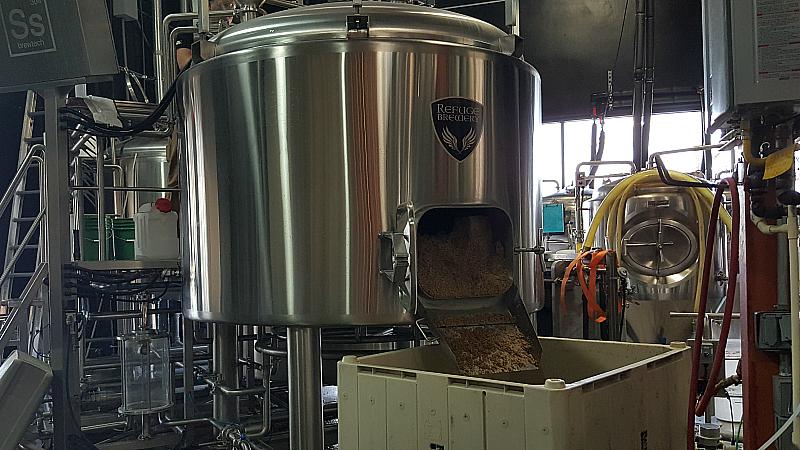 craft brew refuge