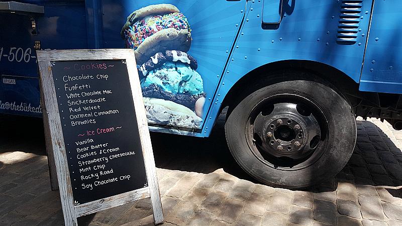 food truck menu baked bear