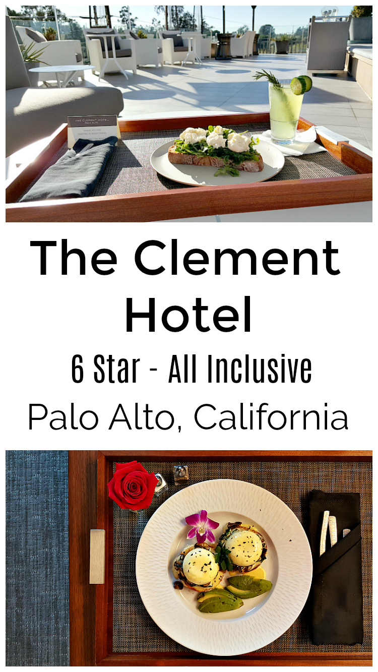 The Clement All Inclusive Hotel Palo Alto - 6 Star All Inclusive Silicon Valley Hotel near Stanford