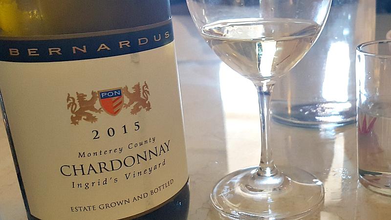 bernardus chardonnay ingrids vineyard