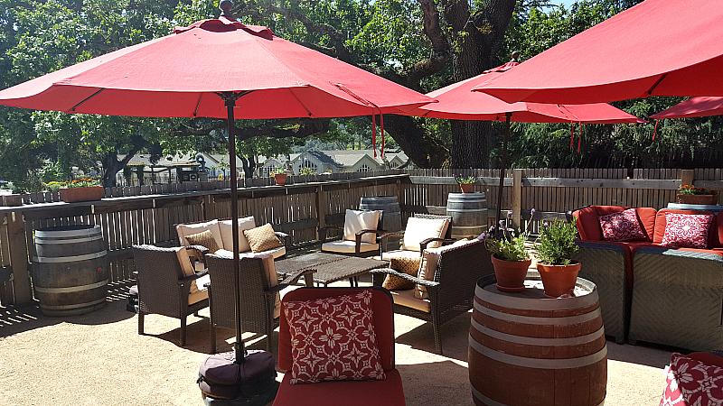 bernardus patio umbrellas