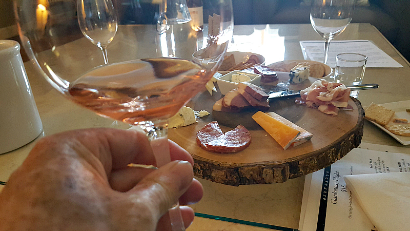 bernardus rose cheese