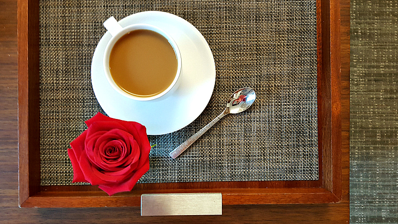 clement coffee rose