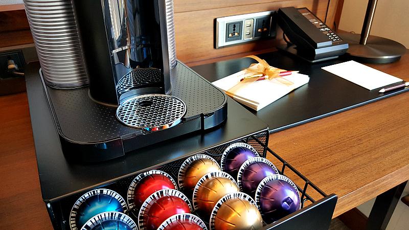clement nespresso coffee