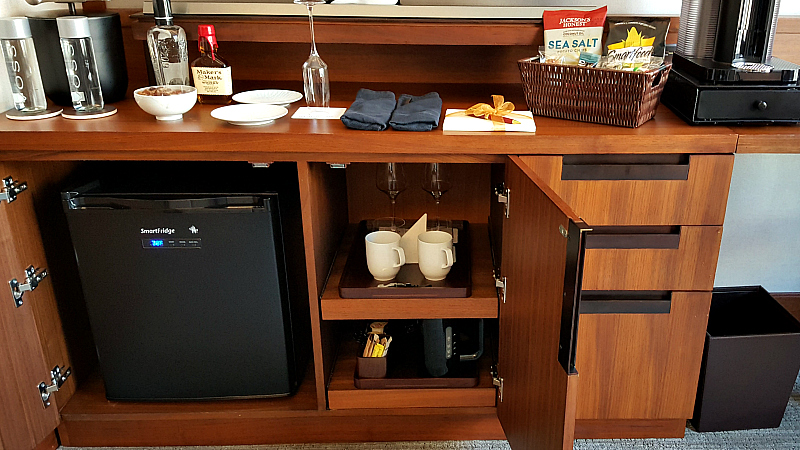 clement stocked room