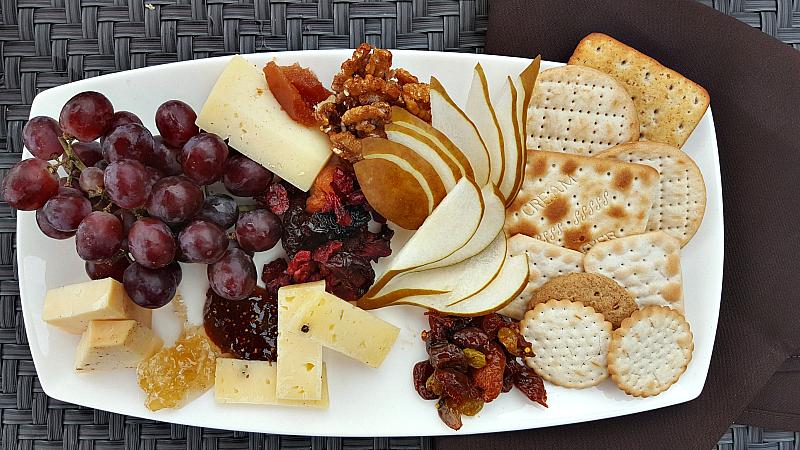 hyatt cheese plate