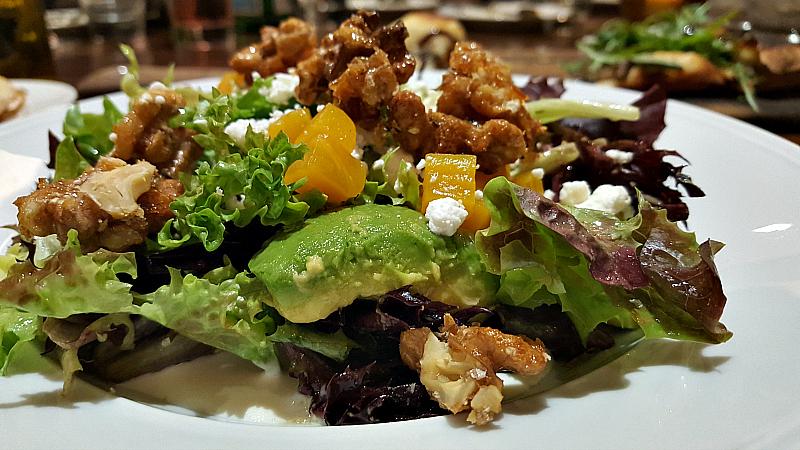hyatt tusca beet salad