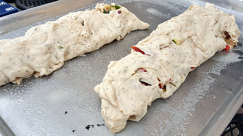 oxnard antipasto rolls ready for oven