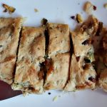 Vegetarian Antipasto Bread Roll