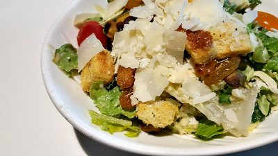 yard house lunch salad