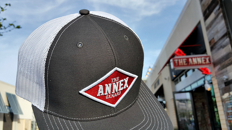 annex hat sign sky