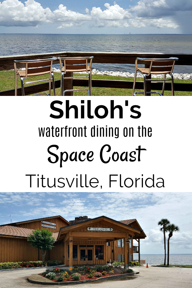 Titusville, Florida Waterfront Dining at Shiloh's Restaurant