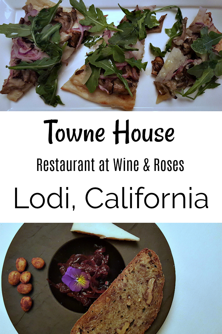 Towne House Wine and Roses Lodi