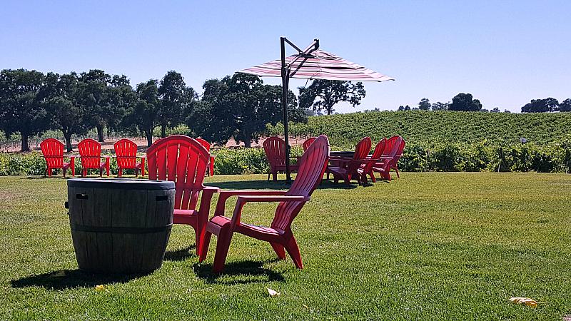 lodi bokisch red chairs barrel