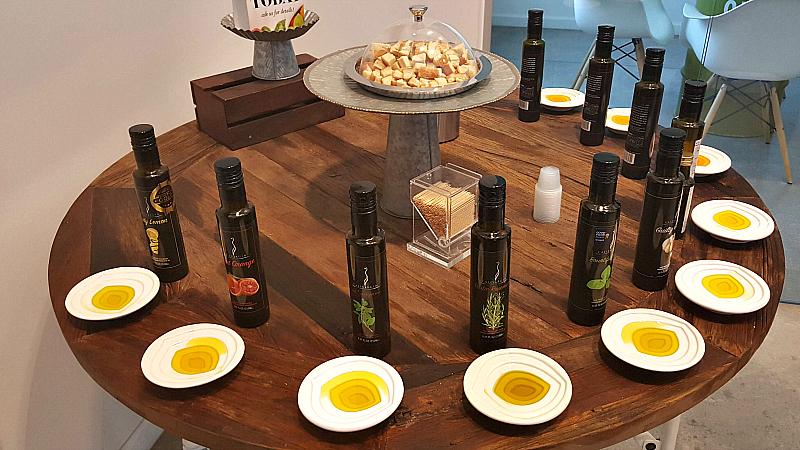 lodi calivirgin flavored oil tasting