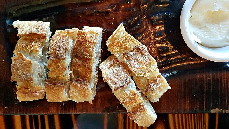 lodi fenix crusty bread butter