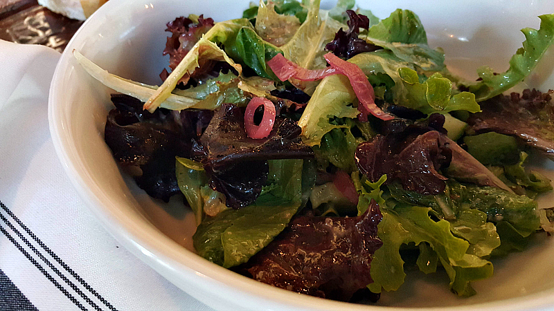 lodi fenix mixed green salad
