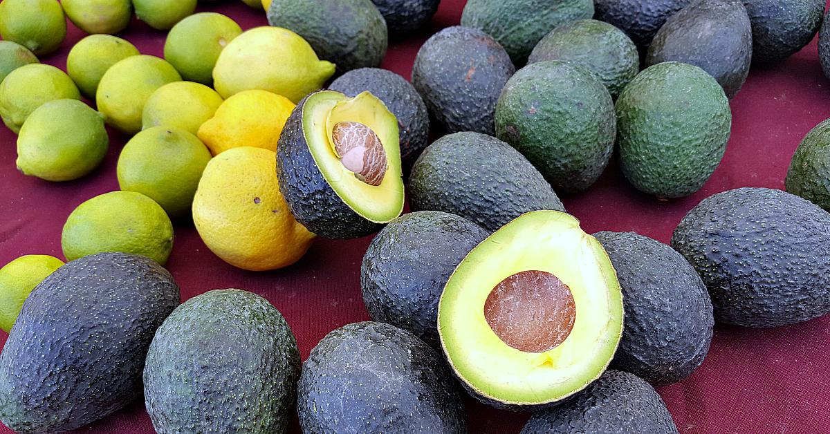 mdr farmers market avocados