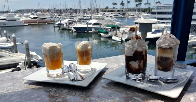 Tony P's Dockside Grill in Marina Del Rey