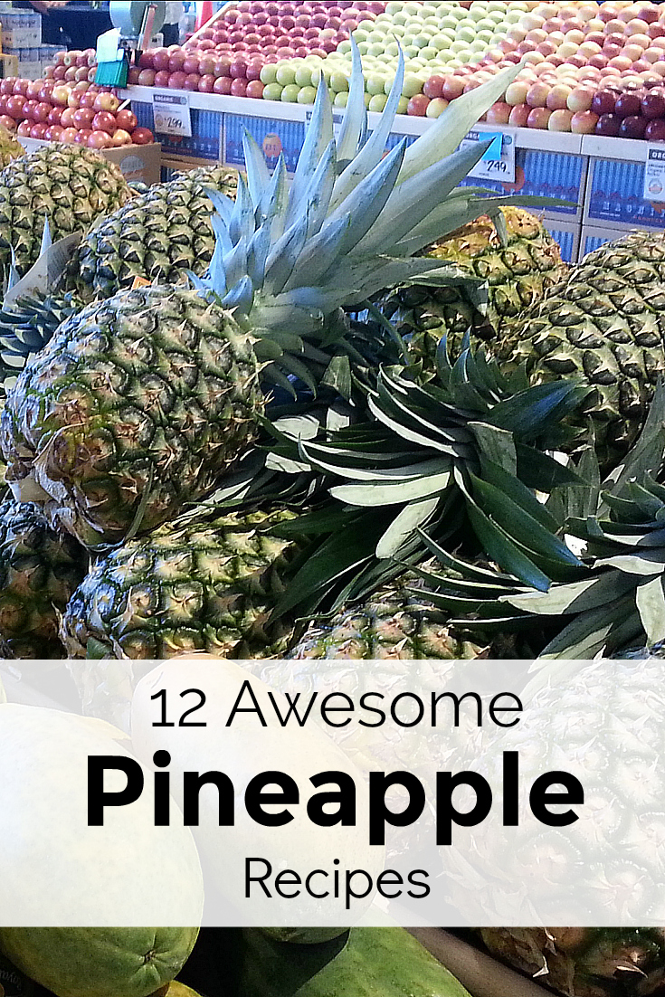 awesome pineapple recipes