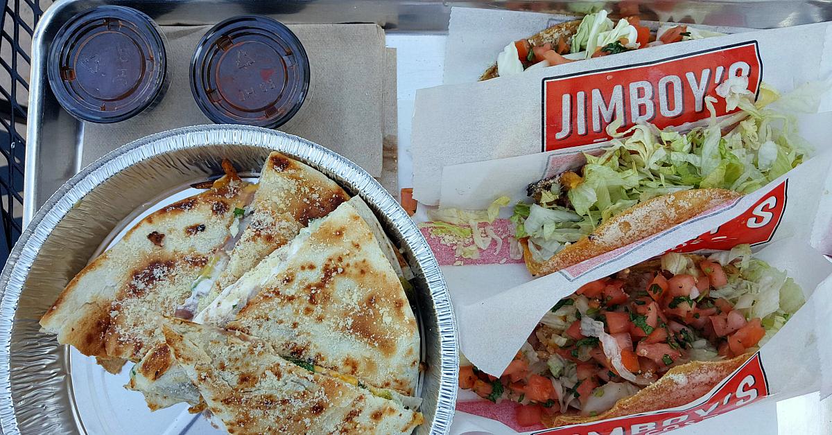brea jimboys tacos order
