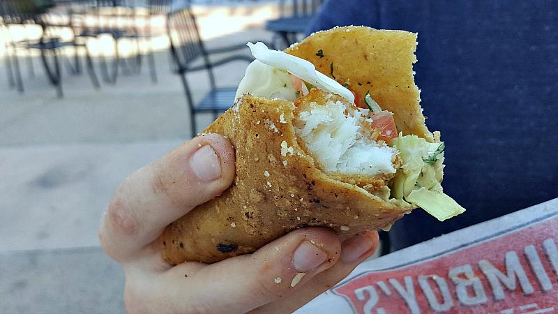 jimboys fish taco bite