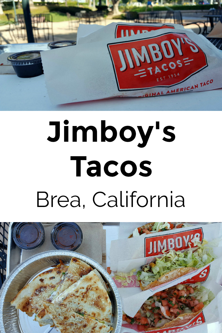 Jimboy's Tacos - Fast casual restaurant in Brea in Orange County, California