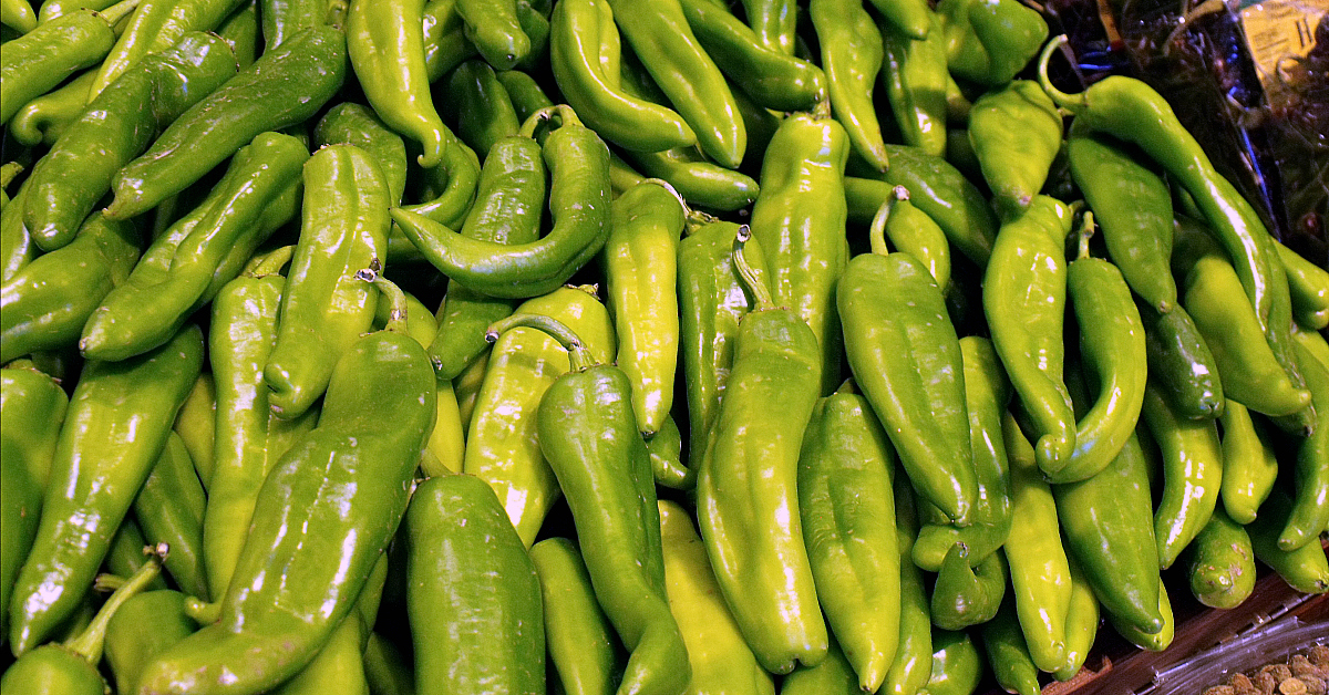 Southern California Hatch Chile Roasting Schedule
