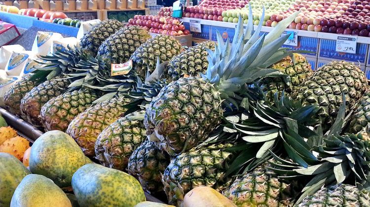 Pineapple Recipes Round Up