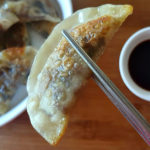 Easy Vegetarian Potstickers Recipe