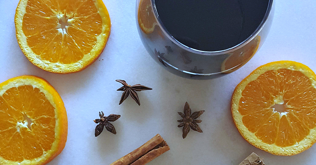 5 mulled wine