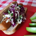 Vegan Hot Dog Slaw Recipe