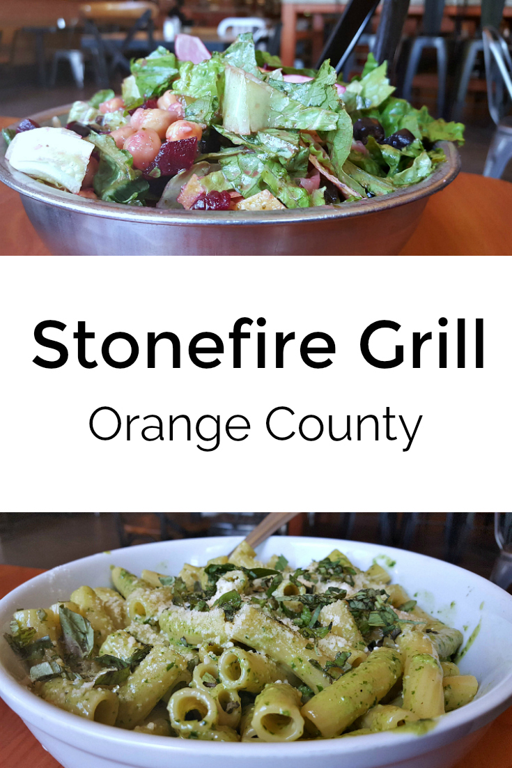 Stonefire Grill Irvine - Orange County - So Cal Fast Casual Restaurant