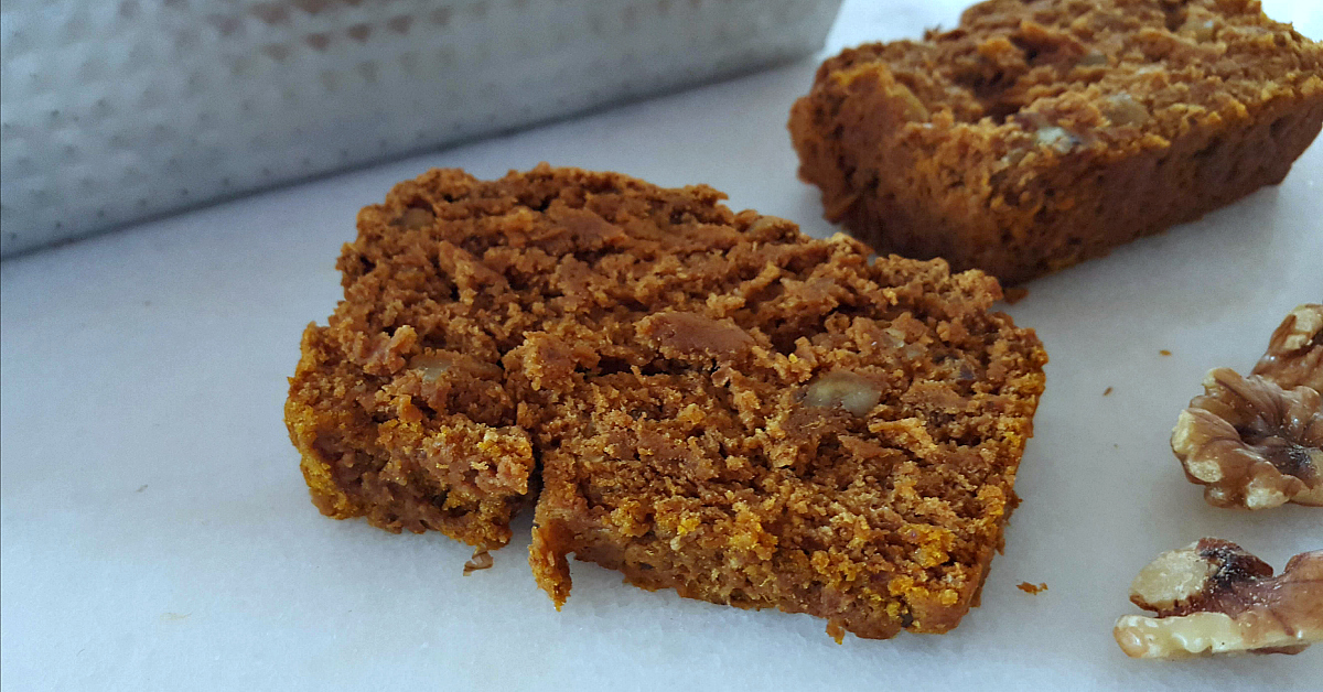 pumpkin bread cake mix