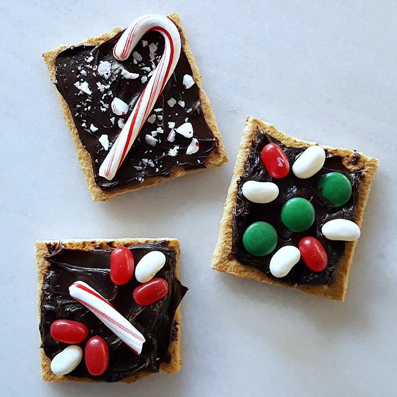 1 holiday graham crackers