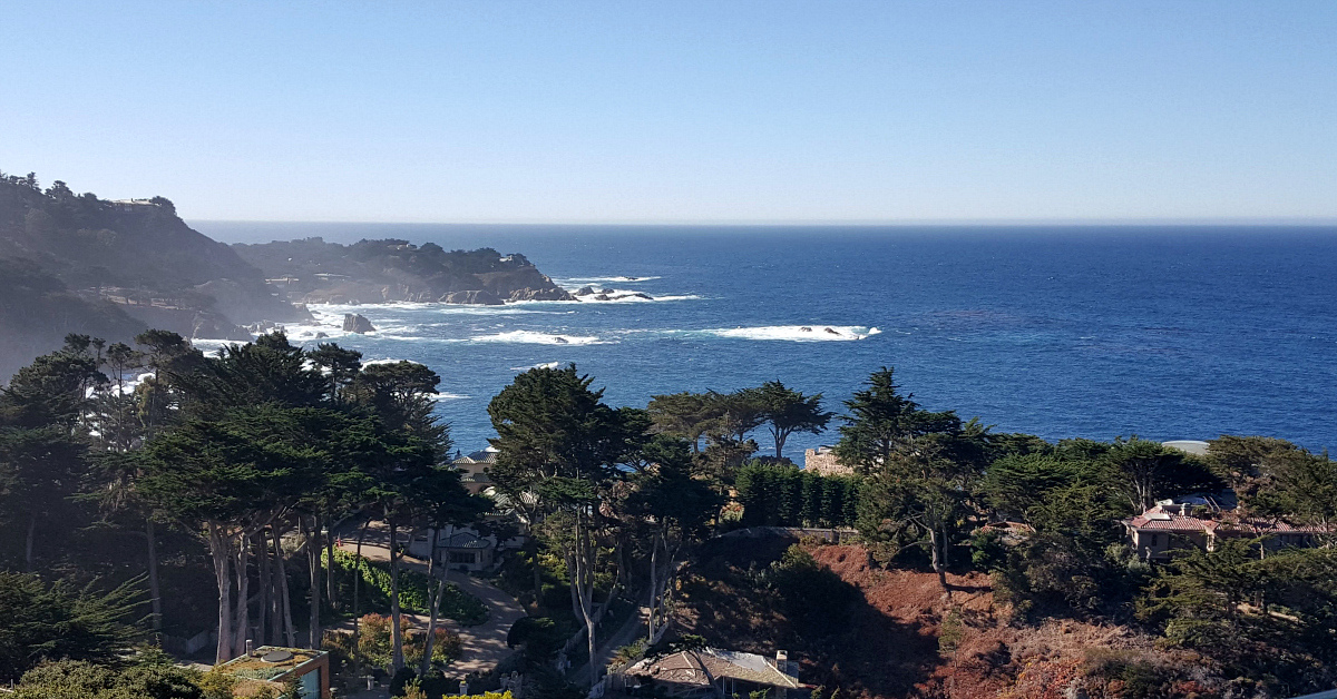 1 hyatt carmel highlands view
