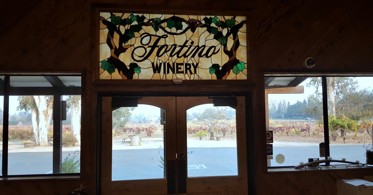 5 fortino winery