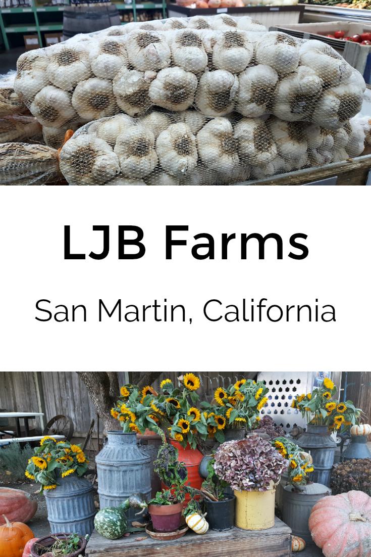 pin ljb farms