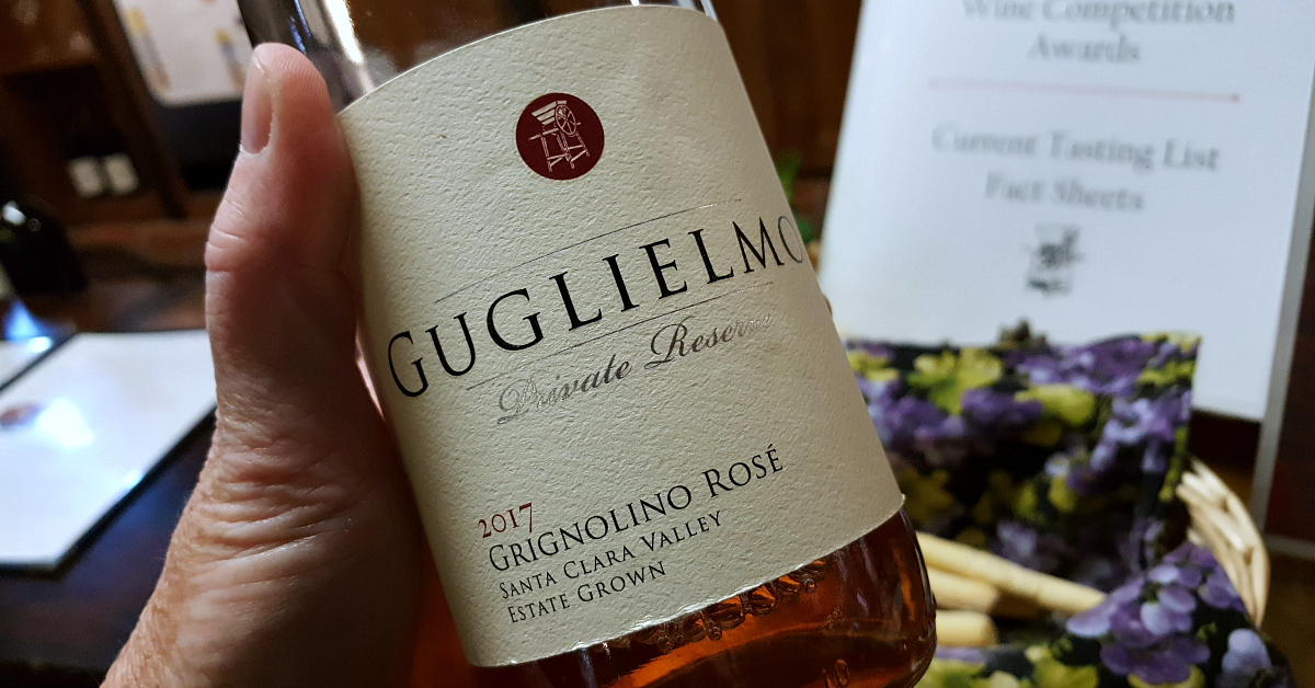 4 guglielmo winery rose