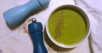 4 pea soup