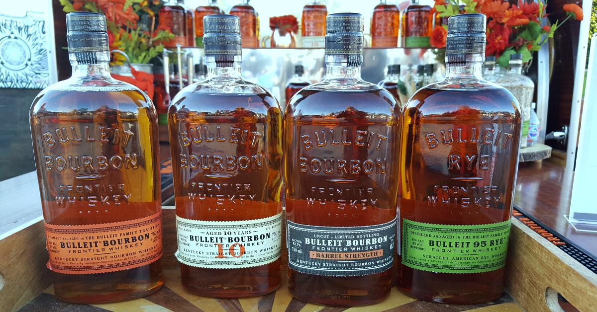 sipnsavor bulleit bourbon