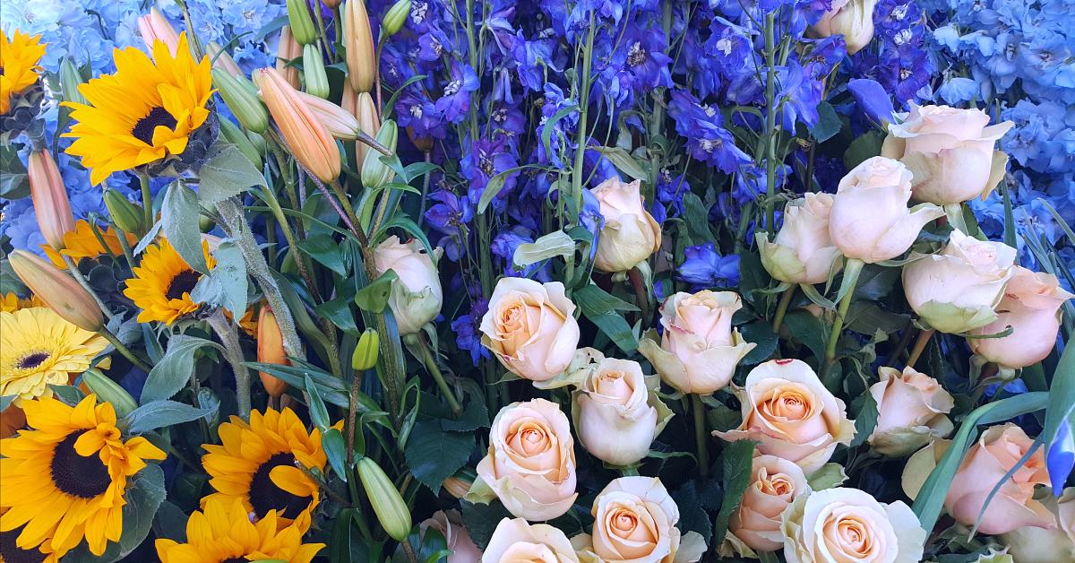 sipnsavor flowers