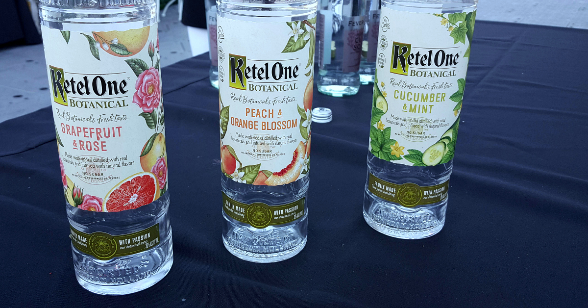 sipnsavor ketel one botanical