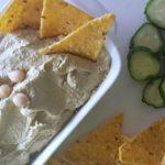 Hemp Hummus Recipe w/ Hemp Seed & Hemp Oil