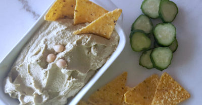 feature hemp hummus