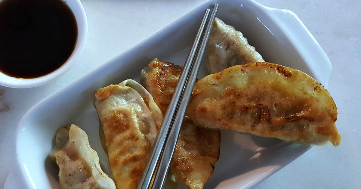 feature ling ling potstickers sauce