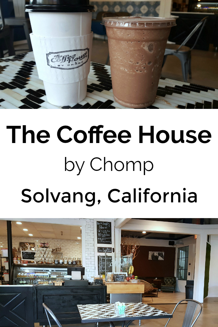 New Solvang Coffeehouse - The Coffee House by Chomp